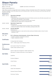 Operations Manager Resume Sample & Guide [20+ Examples] 12 Operations Associate Job Description Proposal Resume Examples And Samples Free Logistics Manager Template Mplates 2019 Download Executive Services Professional Food Templates To Showcase Example Vice President For An Candidate Retail How Draft A Sample Restaurant Fresh Educational Director Of 13 Transportation