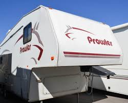 2005 Prowler Travel Trailer Floor Plans by 2006 Fleetwood Prowler 2850 Rls Fifth Wheel Tulsa Ok Rv For Sale