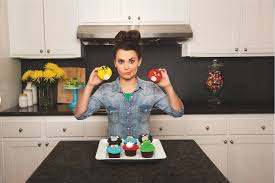 Nerdy Nummies Halloween by Rosanna Pansino Star Of The 1 Baking Channel On Youtube And