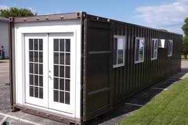 100 Cargo Container Cabins With Amazon On The Scene Has Shipping Housing