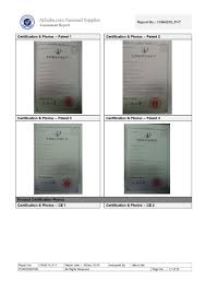 ce bureau veritas 2016 bureau veritas supplier assessment report assessment report