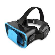 VR BOX 360 degree with headset self adaptive