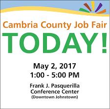 cambria county job fair home facebook