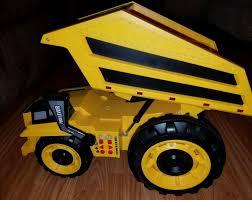 New Caterpillar Dump Truck Toy Motorized 16