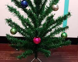Christmas Tree Types Canada by Christmas Trees Vintage Etsy Ca