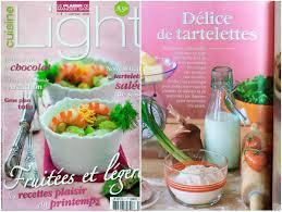 magazine de cuisine cuisine light magazine le magazine cuisine light la tartine