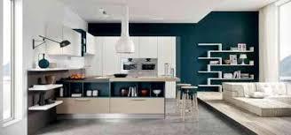 cuisine blanche ouverte sur salon quelle peinture pour cuisine blanche moderne peinture pour