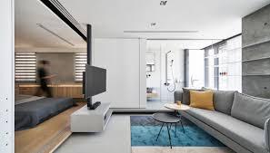 100 500 Square Foot Apartment True Open Plan Under 50 Meters