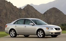 2006 Hyundai Sonata Reviews and Rating
