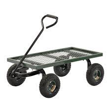 Sandusky 3 cu ft 20 in W Utility Cart FW3820 The Home Depot
