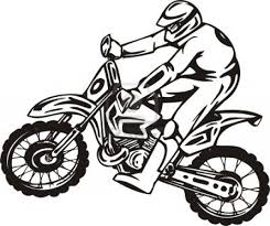 Motorcycle Coloring Pages To Download And Print For Free Of Animals