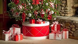 Diy Drum Christmas Tree Stand