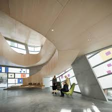 100 Jm Architects London Maggies Centre Barts In DETAIL Inspiration