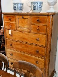 An Australian Colonial Cedar Eight Drawer Chest C.1840 ...