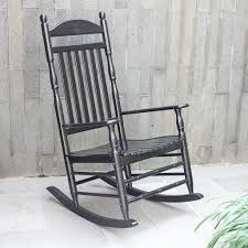 Shop Alston Traditional Black Rocking Chair - Free Shipping Today ... Hampton Bay Black Wood Outdoor Rocking Chairit130828b The Home Depot Garden Tasures Chair With Slat Seat At Lowescom Amazoncom Casart Indoor Wooden Porch Chairs Lowes White Patio Wicker Rocker Wido 3 Piece Set 2 X Black Rocking Chair And Table Garden Patio Pool Ebay Graphics Of Imposing Walmart Recliner Sale Highwood Usa Lehigh Recycled Plastic Inoutdoor 3pc Set With Cushion Shop Intertional Concepts