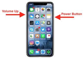 How to Take Screenshots on iPhone X
