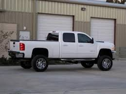 Door Silverado Garage And On 26s Two Ss Lifted Chevy Used