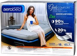 Aerobed Queen Raised Bed With Headboard by Amazon Com Aerobed Queen Size 18
