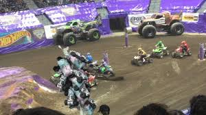 Monster Jam Hartford, CT 2017: ATV Racing Saturday Afternoon - YouTube Monster Jam Live Roars Into Montgomery Again Tickets Sthub 2017s First Big Flop How Paramounts Trucks Went Awry Toyota Of Wallingford New Dealership In Ct 06492 Stafford Motor Speedwaystafford Springsct 2015 Sunday Crushstation At Times Union Center Albany Ny Waterbury Movie Theaters Showtimes Truck Tour Providence Na At Dunkin Blaze The Machines Dinner Plates 8 Ct Monsters Party Foster Communications Coliseum Hosts Monster Truck Show Daisy Kingdom Small Fabric 1248 Yellow