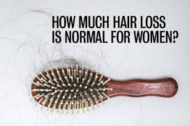 How much hair loss is normal for women Hair Romance