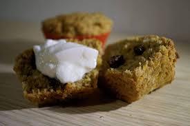 haferflocken möhren muffins