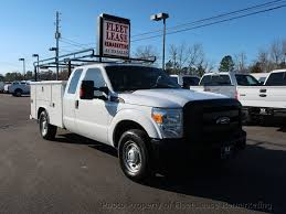 100 Ford F250 Utility Truck 2015 Used Super Duty Enclosed Body Enclosed