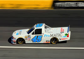 ProMATIC Automation To Endorse Justin Fontaine In Truck Series ... Nascar 2018 Truck Series At Las Vegas Results Camping World Chase Drivers Photo Galleries Nascarcom Christopher Bell Pulls Away To Victory Pocono Sauter Wins Opener With Holley Efi Allnew Nt1 Engine Stafford Townships Ryan Truex Has Best Trucks Finish Of Season Results From Race Eldora Speedway 2017 Schedule Sprint Cup Xfinity And Bristol Motor 2016 Dover Pirtek Usa Am Racing Jj Yeley Readies Extends Sponsorship For Truck Series