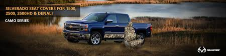 Chevy Silverado Seat Covers | Chevy C/K Seat Covers
