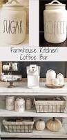 Rustic Kitchen Canister Sets by 81 Best Coffee Bar Ideas U2022 Diy Home Coffee Bars Images On Pinterest