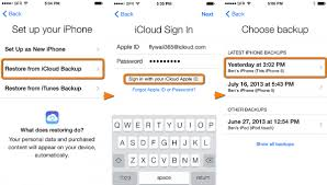 Way to Get Back Lost iCloud Contacts on iPhone