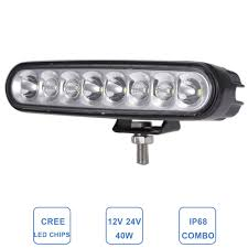 40W 6'' LED WORK LIGHT BAR 12V 24V COMBO DRL OFFROAD AUTO SUV 4X4 ... Truck Lite Led Work Light 4 81520 Trucklite Pair 27w Epistar Square Offroad Flood Lamp Boat Jiawen Car Styling 30w Dc12 24v For Safego 2pcs Work Lights 12v 24v 27w Led Lamps Car Trucks Adds White Auxiliary To Signalstat Lineup X 6 High Powered Beam 1200 Lumens Riorand Water Proof 2 60 Degree Luxurius Lights For Trucks F21 In Stunning Selection With Inch Pod Cree 60w Tri Row Bar Combo 2x 18w Pods Spot Atv Jeep Ute Great 64 On Definition 12 Inch 72w Vehicle