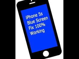 iPhone 5s Blue Screen of Death Fix 100% Working