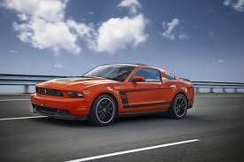 Ford Mustang Boss 302 The Legend Returns for 2012 New on