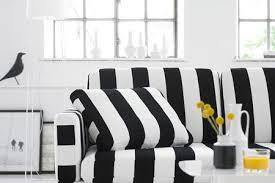 schwarz weiß einrichten living at home