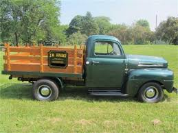 100 1950 Ford Truck F100 For Sale ClassicCarscom CC1119674