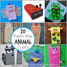 Click On The Links Below Pictures To Go Original Paper Bag Craft Tutorials And For Pinning Individual Posts I Hope After Seeing These You Are