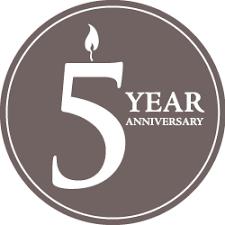 last week for 5th anniversary specials at ella ella dining room