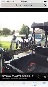 100 Bow Rack For Truck Ideas For Truck Bed Pvc Bow Racksled