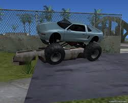 Infernus Monster Truck For GTA San Andreas Hilarious Gta San Andreas Cheats Jetpack Girl Magnet More Bmw M5 E34 Monster Truck For Gta San Andreas Back View Car Bmwcase Gmc For 1974 Dodge Monaco Fixed Vanilla Vehicles Gtaforums Sa Wiki Fandom Powered By Wikia Amc Pacer Replacement Of Monsterdff In 53 File Walkthrough Mission 67 Interdiction Hd 5 Bravado Gauntlet