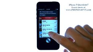 Apple iPhone 5 iOS 6 How to Use SIRI and Some New Questions to