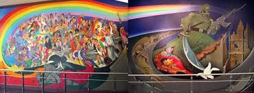 Denver International Airport Murals Removed by Secrets Of The Denver International Airport Attainablemind