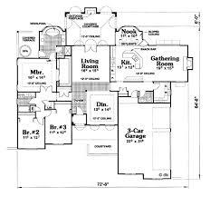 Blueprints House House 7806 Blueprint Details Floor Plans