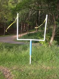 Check Out My DIY Goal Posts. Super Simple. I Used 4ft Sections Of ... Backyard Football Glpoast Home Court Hoops End Zone Wikipedia Field Goal Posts Decoration Football Goal Posts All The Best In 2017 Yohoonye Is Officially Ready For Play Czabecom Post Outdoor Fniture Design And Ideas Call Me Ray Kinsella Update Now With Fg Video Post By Lesley Vennero Made Out Of Pvc Pipe Equipment Net World Sports Clipart Clipart Collection Field Materials