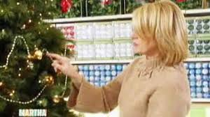Flocked Christmas Trees Kmart by Martha Trims A Tree With Golden Ornaments At Kmart Martha