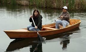 bayou skiff wooden boat plans