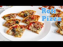 Roti Pizza Recipe In Hindi Video