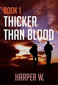 Crime Series Book 1 Thicker Than Blood Mystery Serial Killers Suspense Cryptic MYSTERY COLLECTION