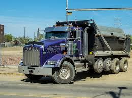 100 Kenworth Dump Truck Gossers Ing Excavating Incs Flickr