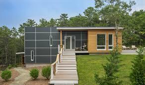 100 Modernhouse Wellfleet Modern House ZeroEnergy Design Boston Green Home
