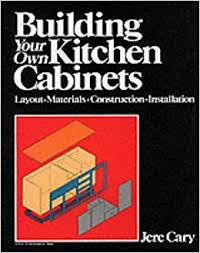 building your own kitchen cabinets a fine woodworking book